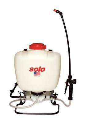Solo 4-Gallon HDPE Backpack Sprayer, 475-B
