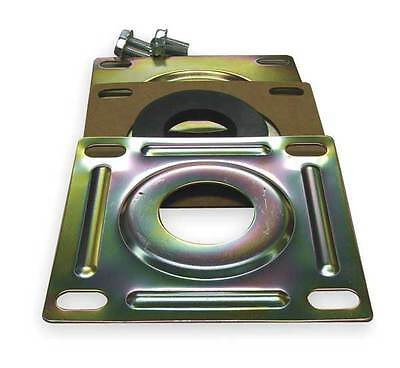 LUBE DEVICES 5103 Suction Flange, hyd, Steel, For 1 1/4 Pipe