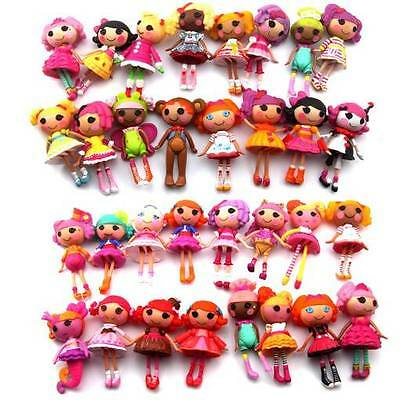 Lot 5 Random Pick Mini Lalaloopsy Marina Series 5 6 7 Doll M190