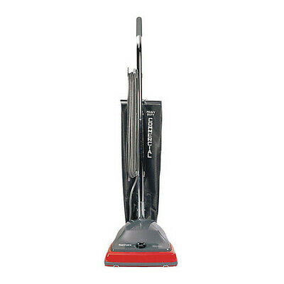 SANITAIRE SC679K Upright Vacuum,12 In,120 cfm,5A,120V