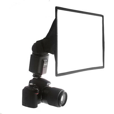 "Neewer 8""?á12"" Photo Collapsible Softbox Speedlite Flash Light Diffuser EM#12"
