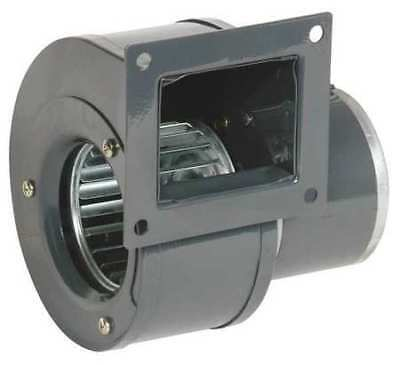 DAYTON 1TDP7 Rectangular OEM Blower, 3100 RPM, 1 Phase, Direct, Rolled Steel