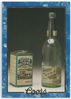Coors - Card 032 - Prohibition Products