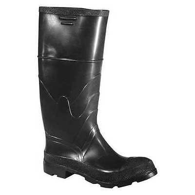 Size 13 Knee Boots, Men's, Black, Steel Toe, Onguard