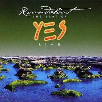 Yes : Roundabout - The Best of Yes Live CD (2003)