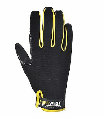 Portwest Super Silicon Grip High Performance Work Glove Safety Workwear A730