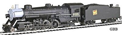 HO 1:87 Scale CANADIAN NATIONAL 2-8-2 Locomotive DCC Ready New in Box IHC 27009