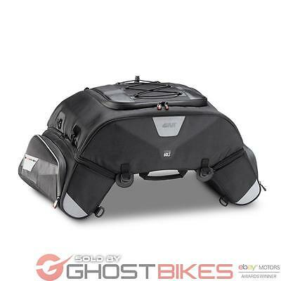 Givi Xs305 Xstream Range 60 Litre Tail Seat Bag Motorcycle Soft Luggage Panniers