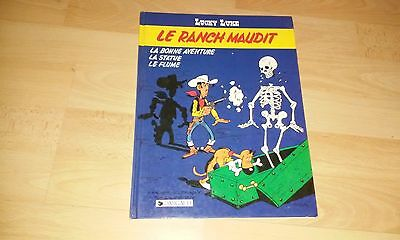 E.o Lucky Luke Le Ranch Maudit