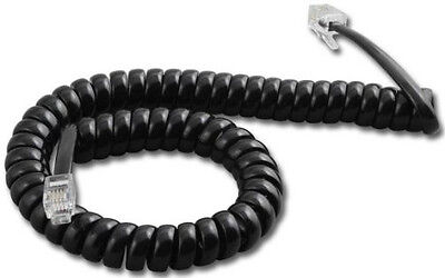 ShoreTel 9' FT Phone Handset Cord 110 115 212K 230 265 530 560 565 IP Black NEW