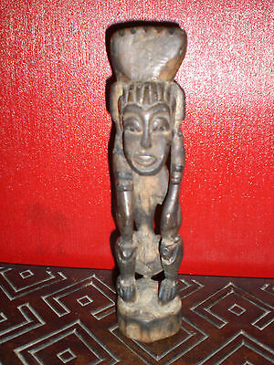 Statuette Africaine Tres Ancienne