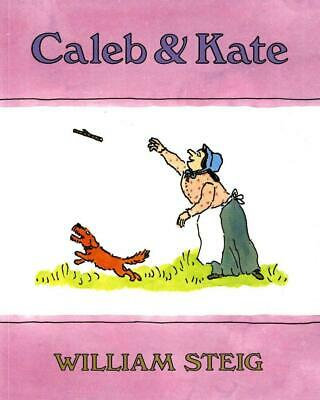 Caleb and Kate by William Steig (English) Paperback Book Free Shipping!