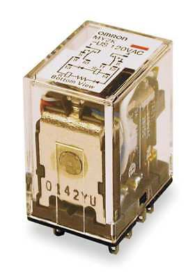 OMRON MY2K-DC12 Dual Coil Latching Relay, 10Pin, DPDT, 12V