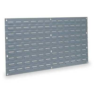 Louvered Panel,35-3/4 x 5/16 x 19 In AKRO-MILS 30636