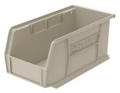 "Stone Hang and Stack Bin, 10-7/8""L x 5-1/2""W x 5""H AKRO-MILS 30230STONE"