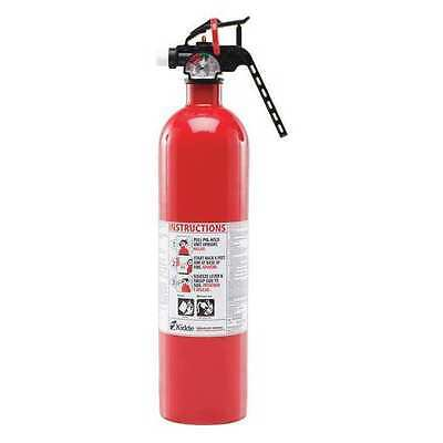 KIDDE 46614120N Fire Extinguisher, Dry Chem, BC, 10B:C