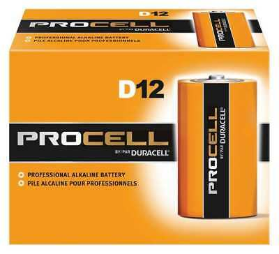 Duracell Alkaline D Batteries, 12 Pack, PC1300