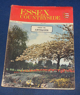 Essex Countryside May 1976 - Focus On Antiques