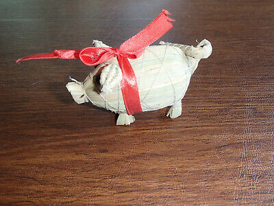 Scandinavian Swedish Finnish Norwegian Danish Straw Christmas Pig #308