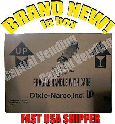 Dixie Narco Soda Vending Machine Refrigeration System New- Double Deep  # 1200
