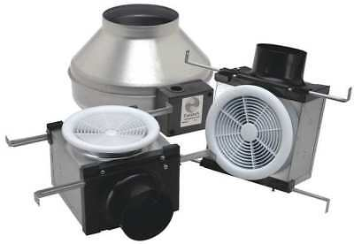 FANTECH PB270-2 Exhaust Fan Kit, 4 and 6 In. Dia.