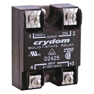 Solid State Relay,3 to 32VDC,50A CRYDOM D2450-10