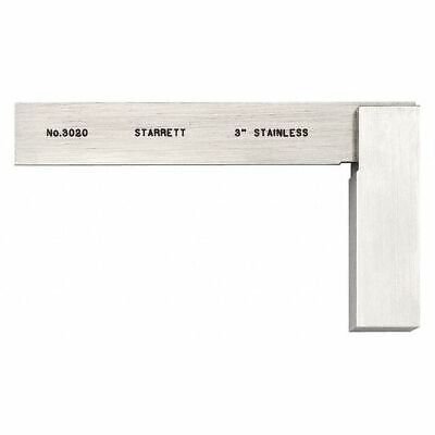 STARRETT 3020-3 Precision Steel Square