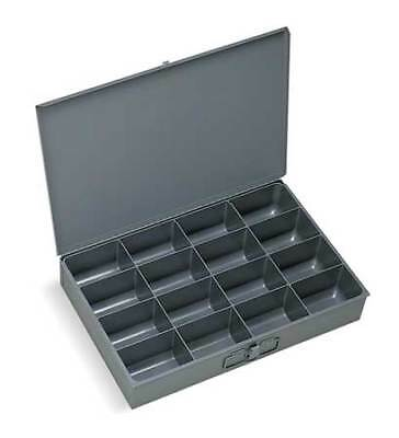 DURHAM 209-95-D938 Compartment Box, 9-1/4 In D, 13-3/8 In W