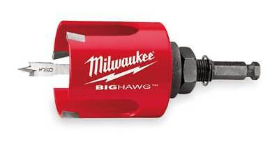 Milwaukee 49-56-9000 Big Hawg (R) Hole Cutter, Dia 2 1/8