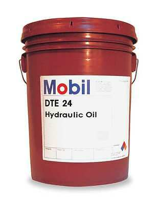 Mobil DTE 24, Hydraulic, ISO 32, 5 gal., 105466