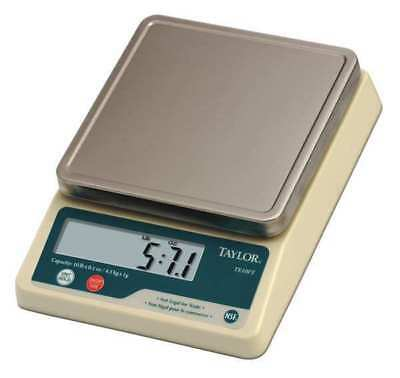 TAYLOR TE10FT Digital Pcking/Portioning Scale, SSPltfrm