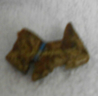 Scotty Scottie Dog Wooden Wood and Wood  Hollywood Apparel Pin