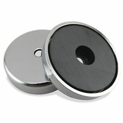 7217 Round Base Magnet, 25 lb. Pull