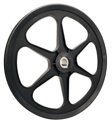 """FENNER DRIVES AFD12458 5/8"""" Fixed Bore 1 Groove V-Belt Pulley 12.25"""" OD"""