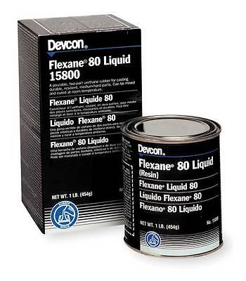 DEVCON 15800 Liquid, Rubber, 1 Lb