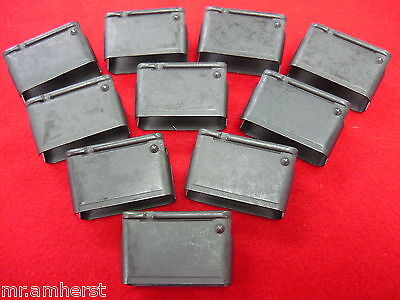M1 Garand 8 Rd Clips (10) Made in USA by Govt. Contractor