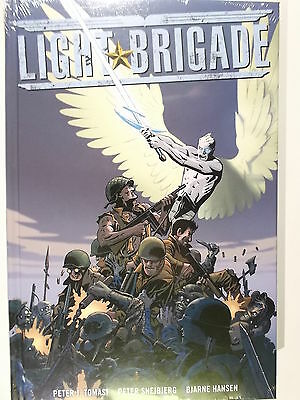 LIGHT BRIGADE # 1  ( CROSSCULT, Hardcover ) NEU
