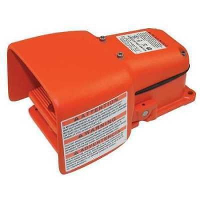 LINEMASTER 531-SWH Heavy Duty Foot Switch,Momentary Action