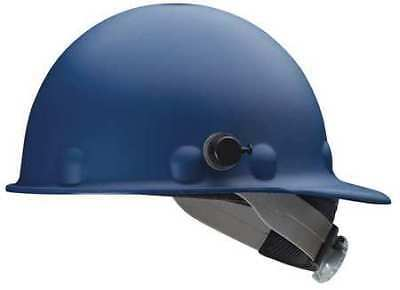FIBRE-METAL BY HONEYWELL P2AQSW71A000 Hard Hat,Front Brim,G/C,SwingStrap,Blue