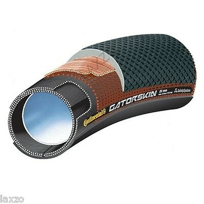 Continental Sprinter Gatorskin Tubular Road Bike racing Tyre 700 x 22