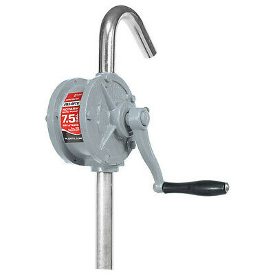 Hand Operated Drum Pump,Rotary,7.5 GPM FILL-RITE SD62