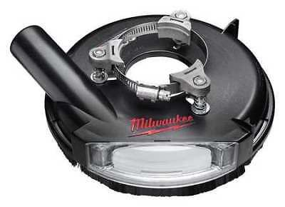 MILWAUKEE 49-40-6105 Grinding Dust Shroud, 7 in., Universal