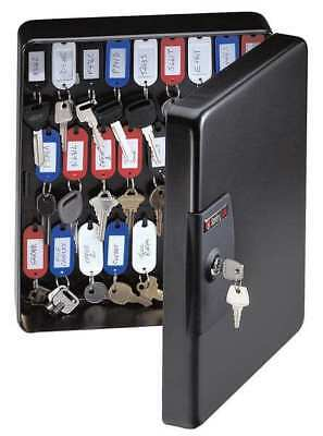 Key Box,Wall Mount,Steel,Gloss,Black SENTRY SAFE KB-50