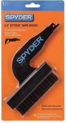 SPYDER 400002 Wire Brush,Reciprocating Saw