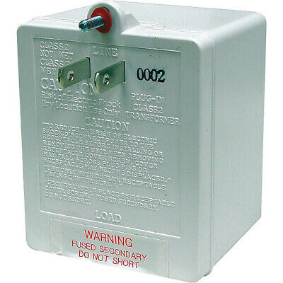 ALTRONIX TP2440 Plug-in Transformer, In 120, Out 24, 40VA