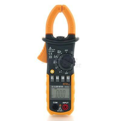 LCD Digital 3 1/2 Multimeter Electronic Tester AC Clamp Meter Tool YH-330A