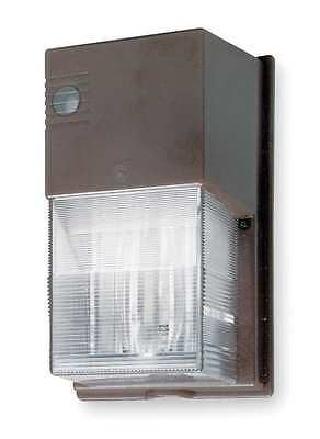 Security/Area Lighting,Mini Wall Pack w/Photocell,High Pressure Sodium Lamp,70W