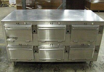 Thermotainer Hot Food Storage Unit Model # 2203 By Duke Manufacturing Company