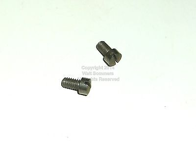 Victor Victrola No.2 Reproducer (2) Balance Spring Needle Arm Mounting Screws