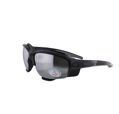 Titus G11-M Swappable Anti-Fog Goggles - Sports Riders Safety Glasses